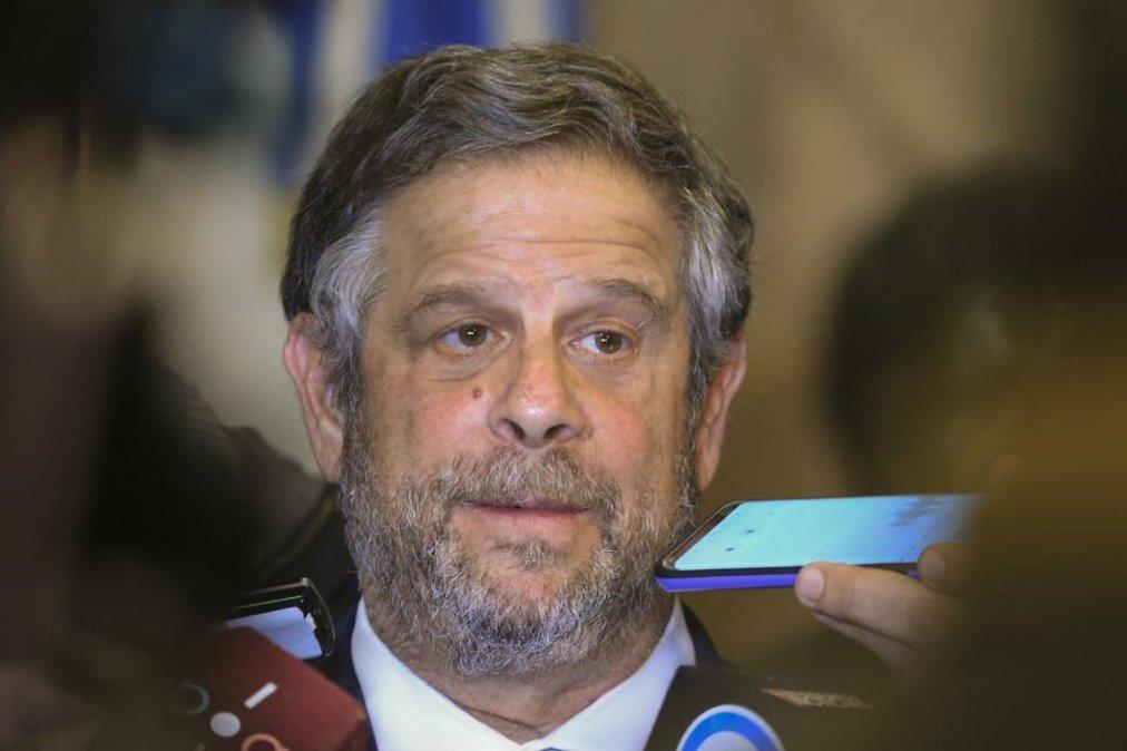 Rubinstein renunció tras la derogación del protocolo de aborto no punible