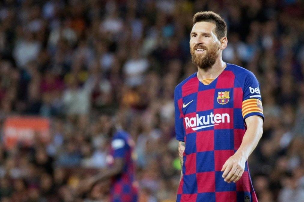 Los increíbles números de Lio Messi en Barcelona
