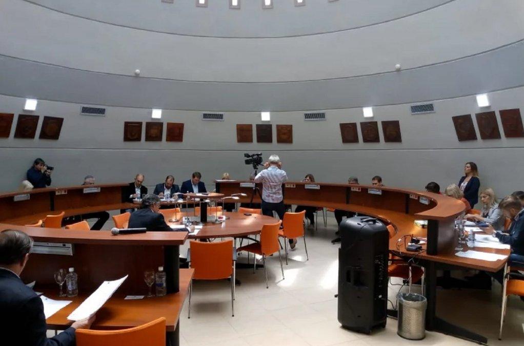 La Legislatura Provincial aprobó la ampliación presupuestaria