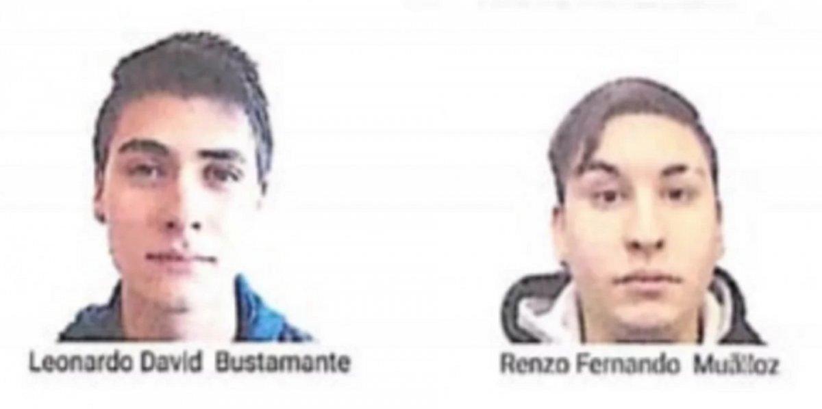 Homicidio de Alexis Cuevas: se entregó uno de los sospechosos