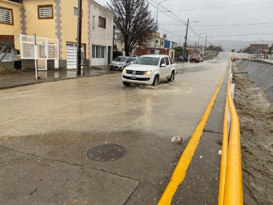 Los pluviales del Barrio Juan XXIII están funcionando bien