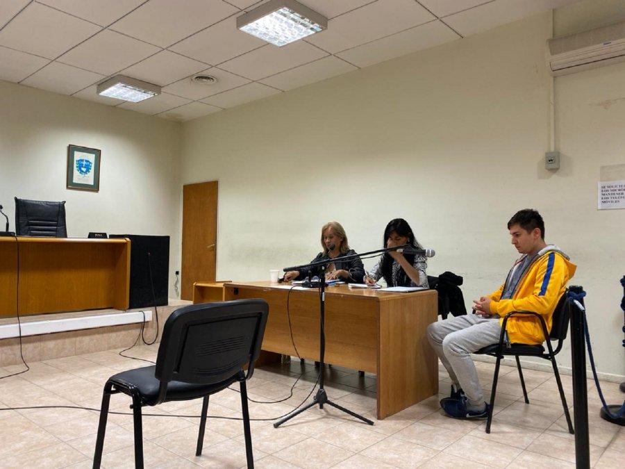 Renzo Muñoz culpó a Bustamante del asesinato de Cuevas