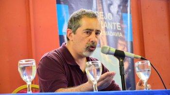 Guillermo Costes, vocero de la SCPL.