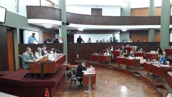 Se aprobó la Ley de Ministerios y el aumento a la planta política