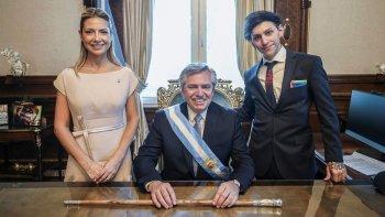 La primera dama participará de un evento con el Papa Francisco