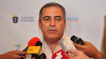 Arcioni confirmó a Touriñán como presidente de Petrominera