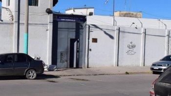 Un recluso prendió fuego un colchon en la Alcaidía