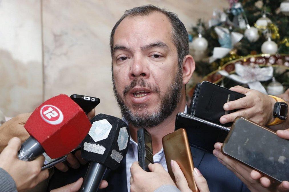 Grazzini: Este ataque no perjudica al Gobernador, perjudica a la provincia