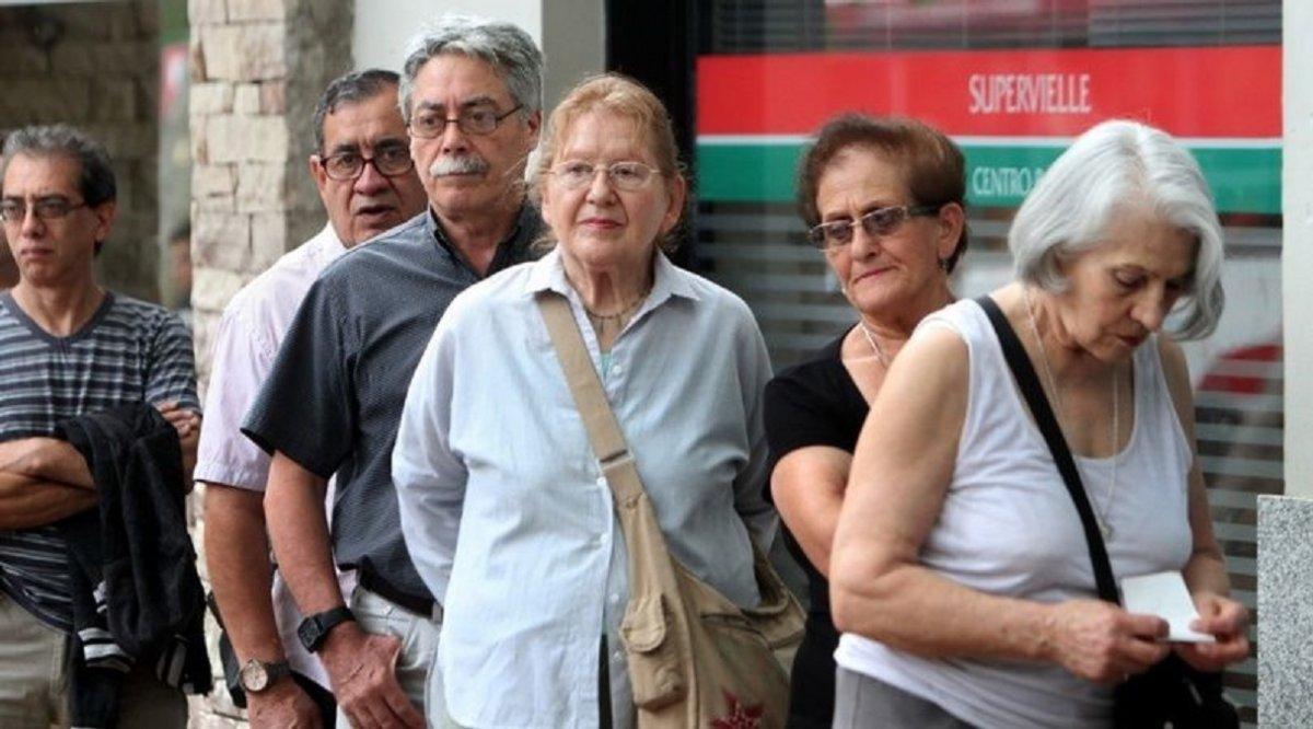 Chubut: Mañana cobran los jubilados del tercer rango