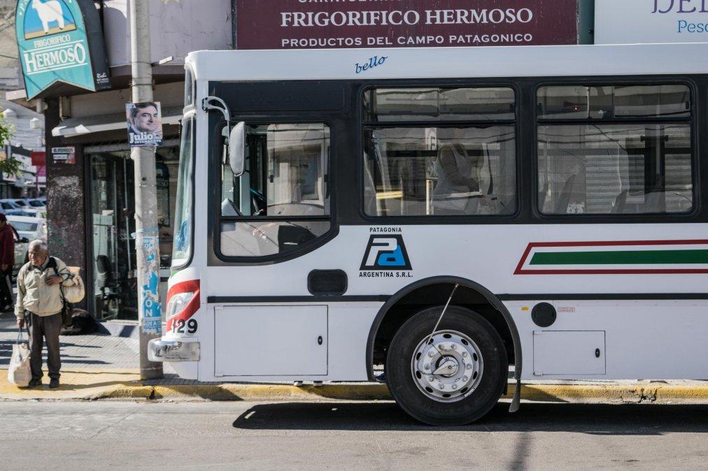 Comodoro: Se suspende el aumento del boleto del transporte público