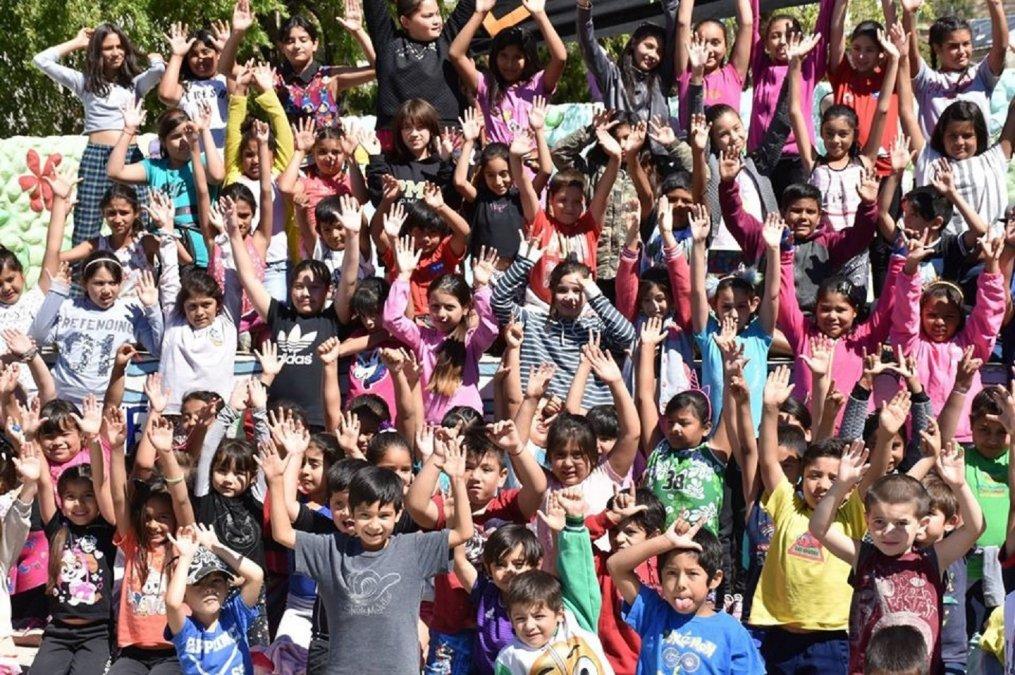Comienzan las colonias de vacaciones municipales para 7000 chicos