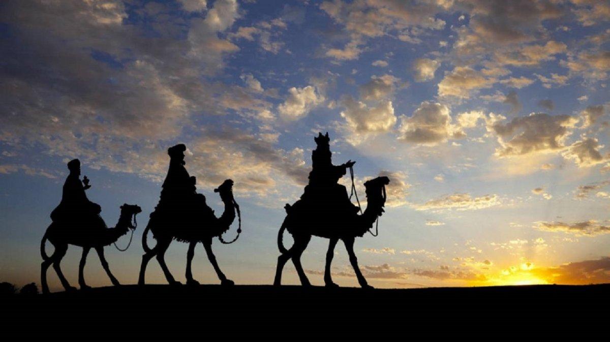 ¿Por qué llegan los Reyes Magos?