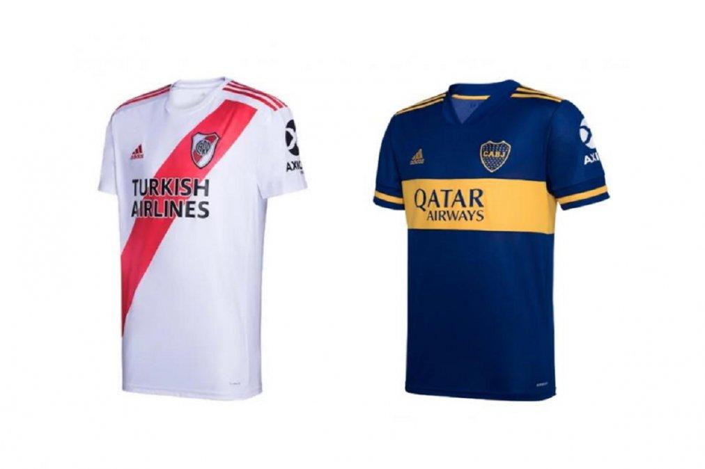 ¿Cuáles son  las camisetas más caras del fútbol argentino?