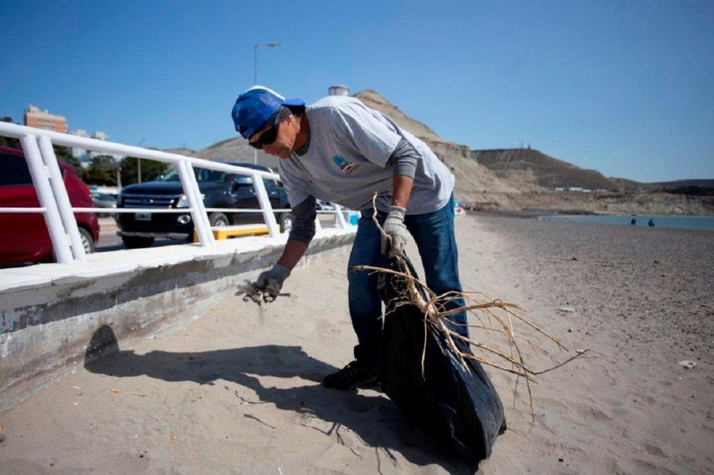 Se sostiene el trabajo para mantener la limpieza de los espacios públicos