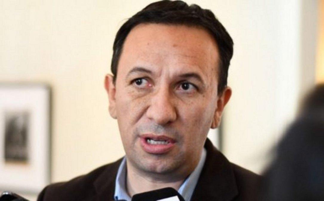 Maderna se sumó al rechazó de la minería contaminante
