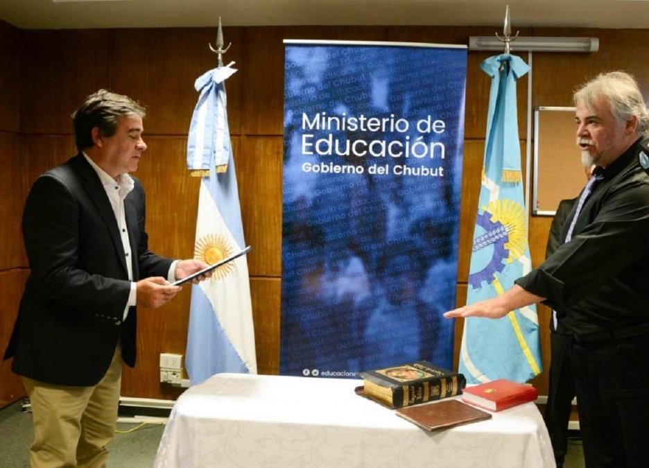 Asumieron nuevos Subsecretarios al Ministerio de Educación