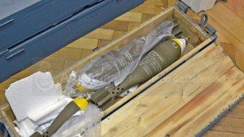 Encontraron explosivos en el Ministerio de Defensa