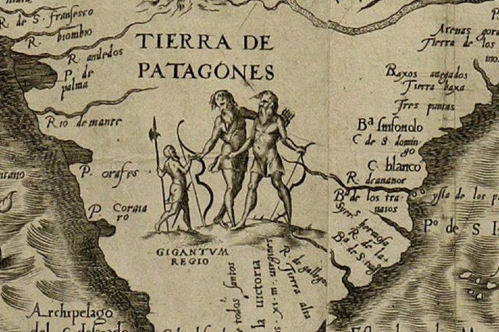 Mapa de 1562