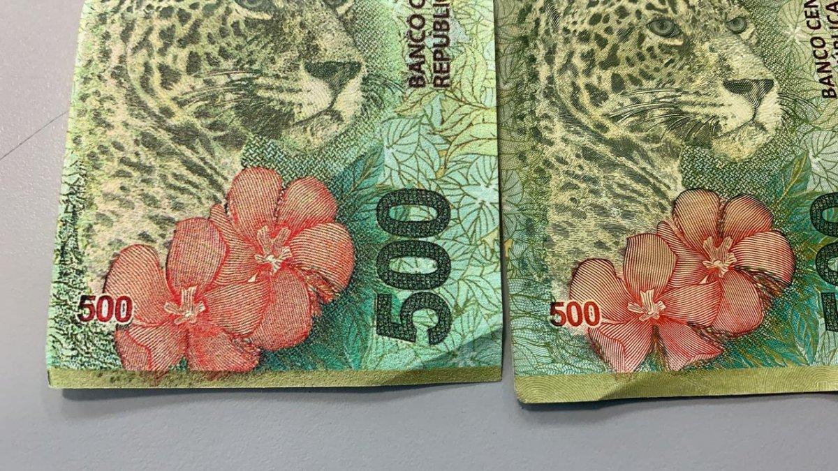 Comerciantes advierten que circulan billetes falsos