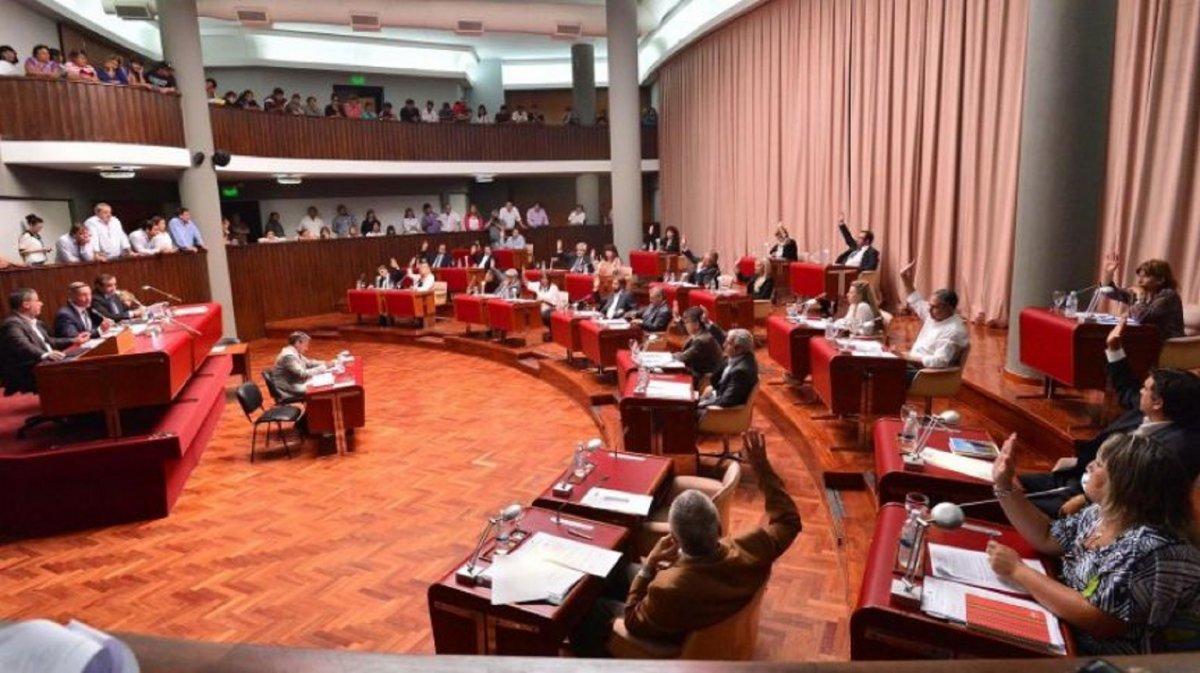 Habrá sesión extraordinaria en la Legislatura el próximo miércoles