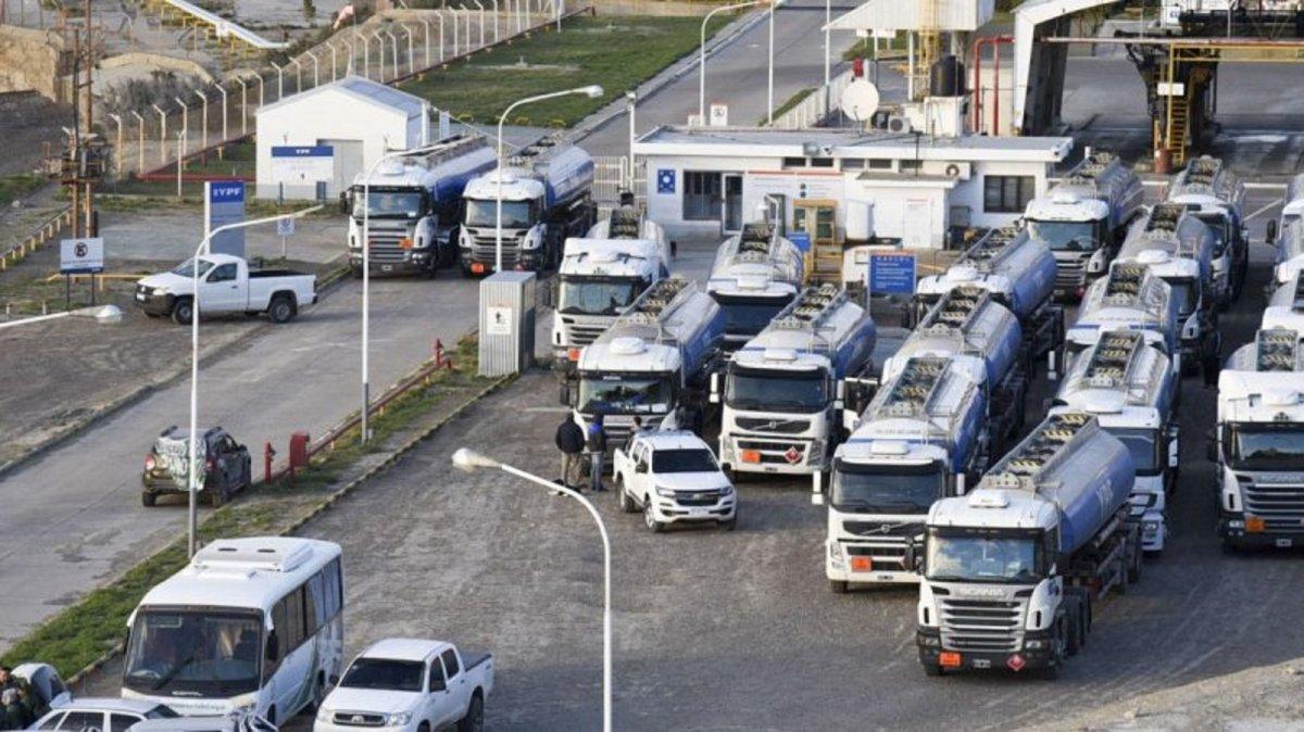 Camioneros cerró su paritaria de 45% en tres cuotas