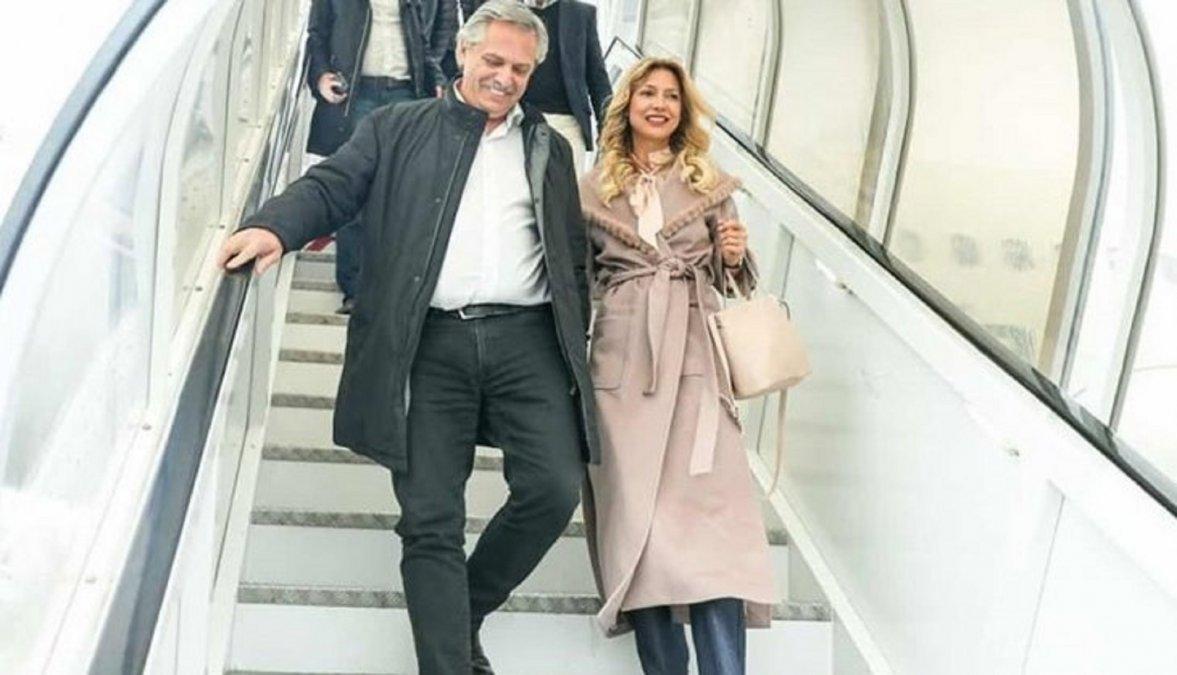 Fernández acusó al macrismo de crear una cuenta falsa de Fabiola