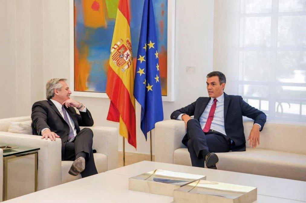Así será la visita de Alberto Fernández a España