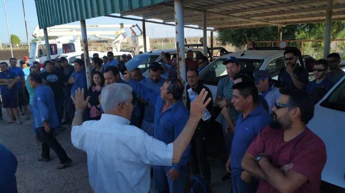 Río Negro: Petroleros anunciaron paro en cuatro yacimientos