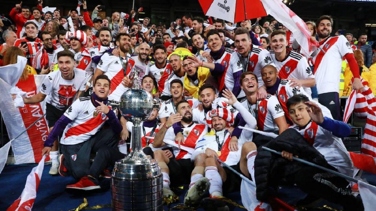 El TAS falló a favor de River, y lo ratificó como campeón de la Libertadores 2018