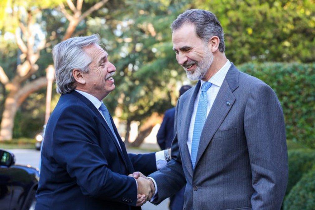 España respaldó a Argentina con la deuda