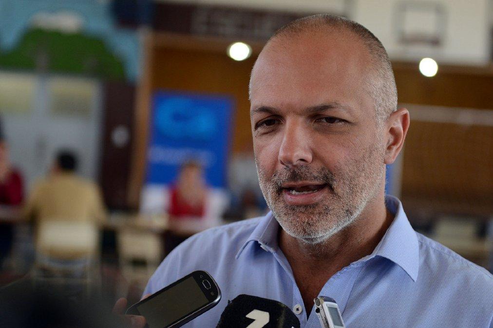 Buzzi detalló las obras ejecutadas con los U$5 M