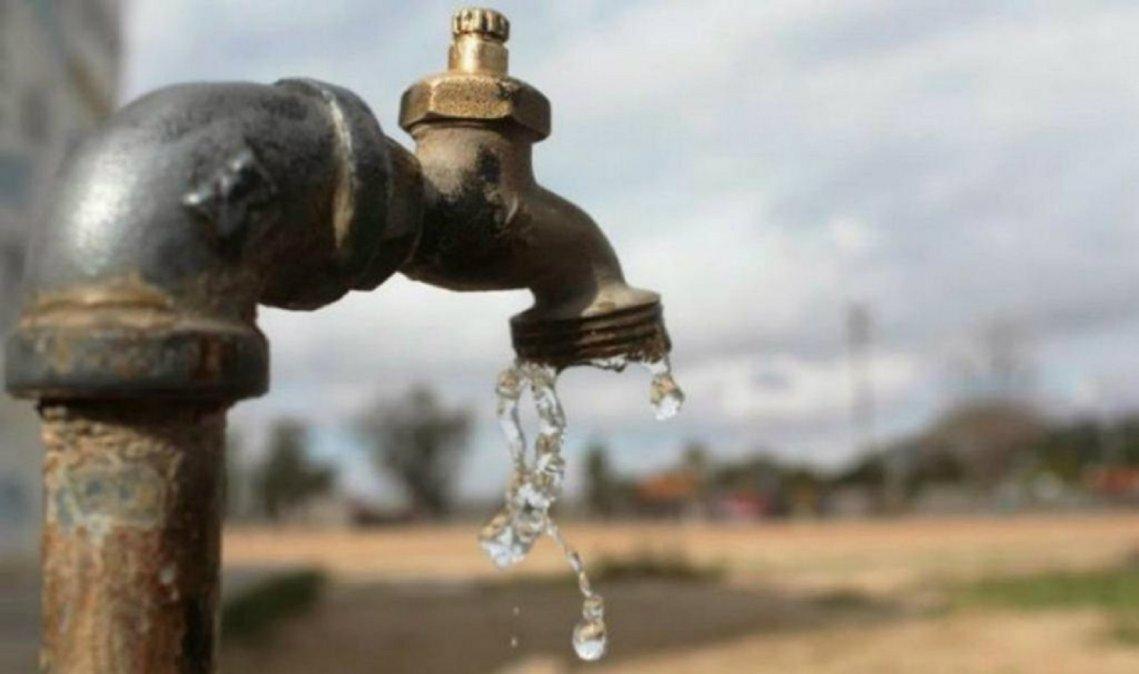 Se suspenden los cortes de agua.