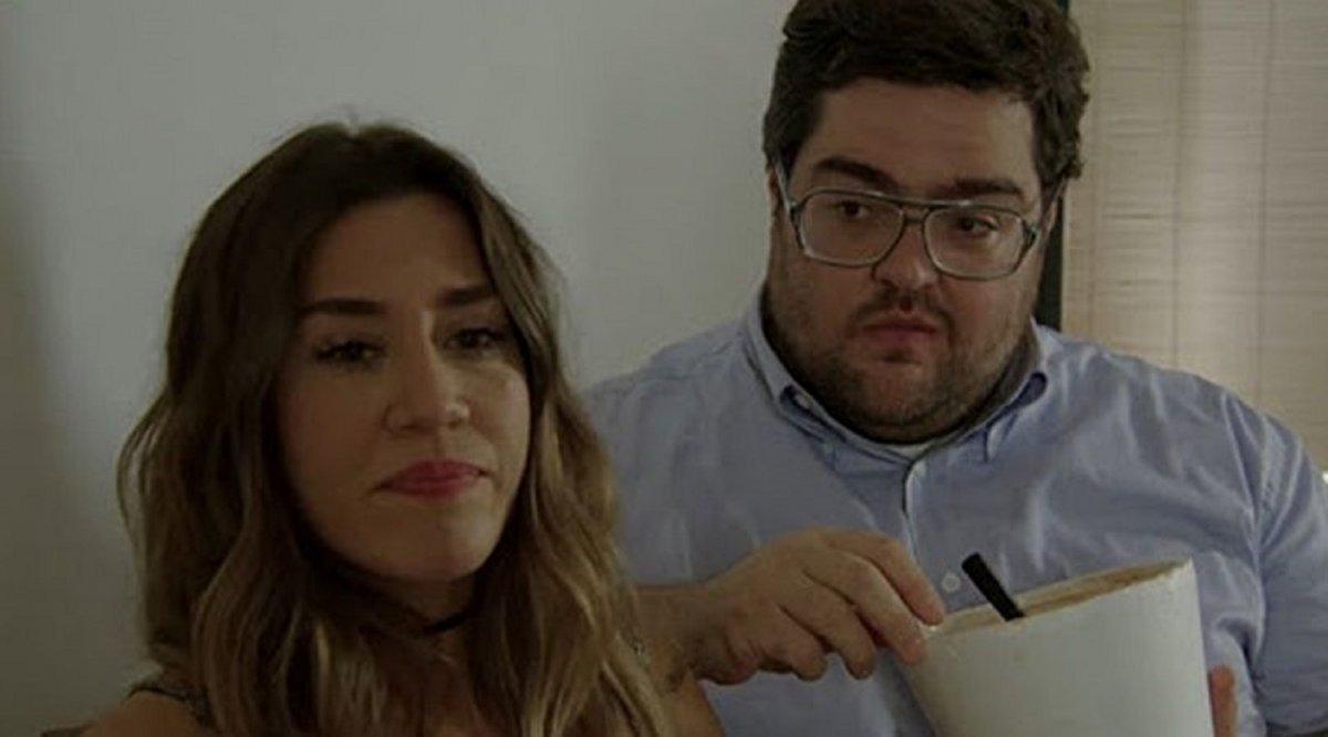Jimena Barón rechazó a Barassi: No quería a un actor gordo de pareja