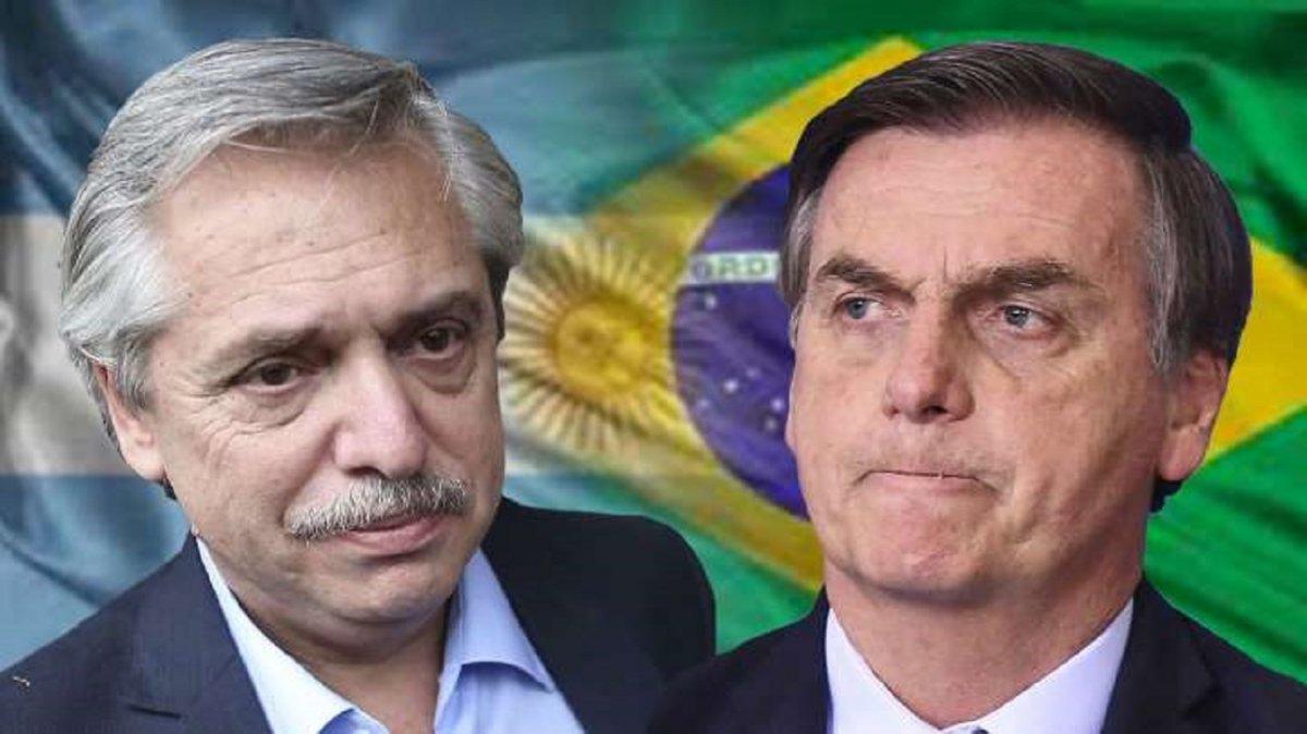 Bolsonaro aseguró que está listo para recibir a Fernández