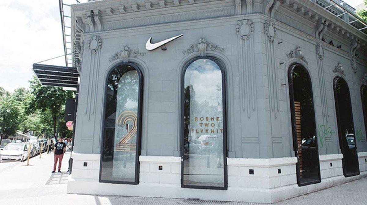 Nike dejará de operar en Argentina