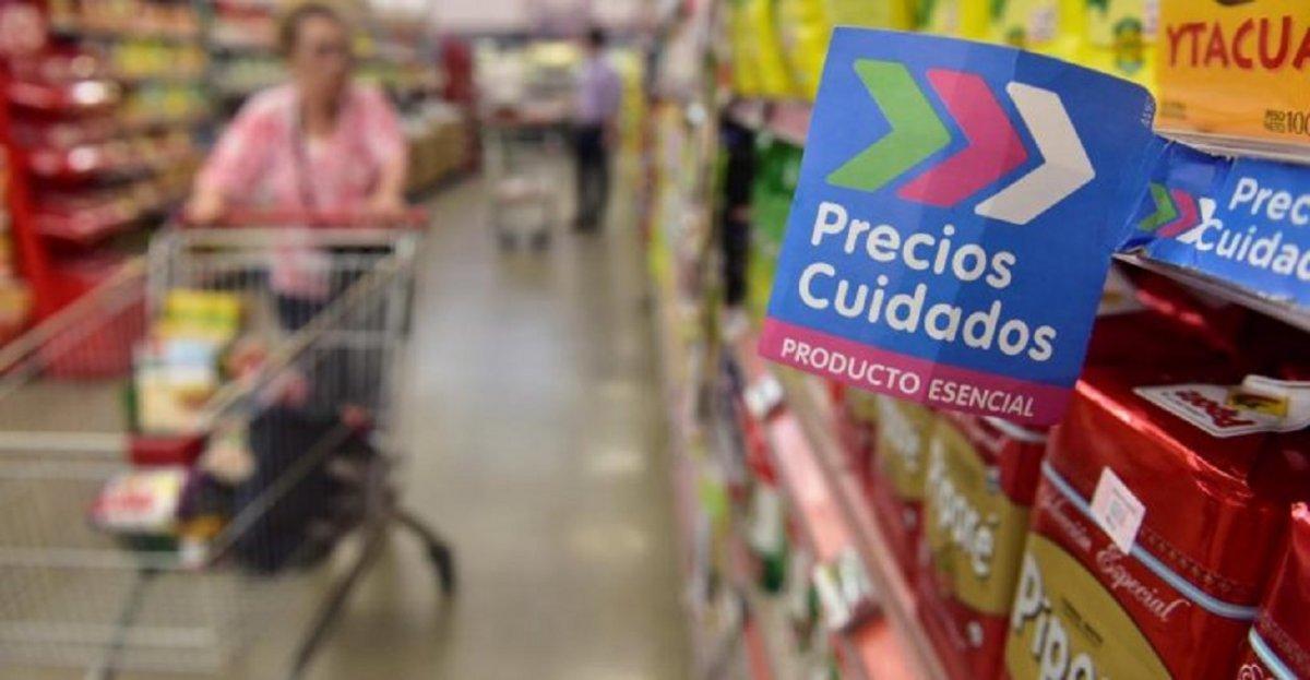 Precios Cuidados: Aumentaron en un 200% las ventas de los productos de la lista