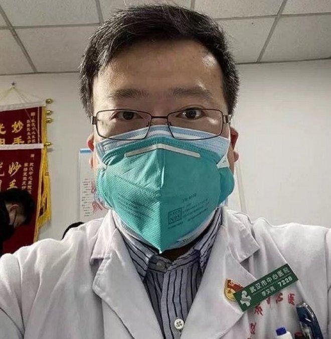 Murió el médico que alertó de la existencia del coronavirus