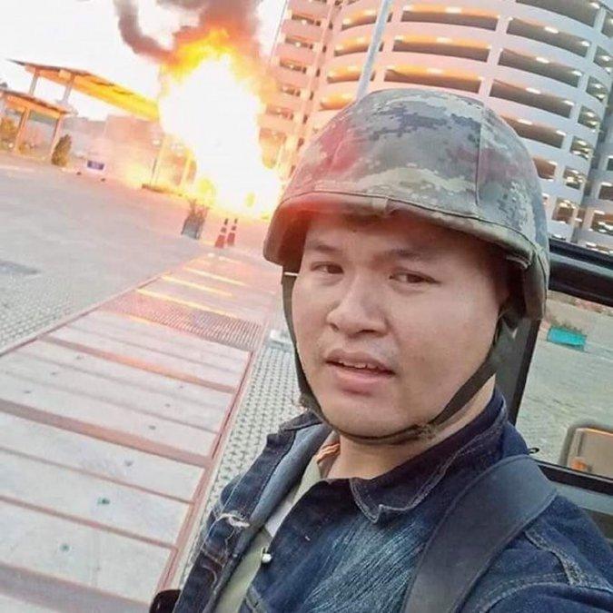 Un soldado mató al menos a 20 personas en un tiroteo