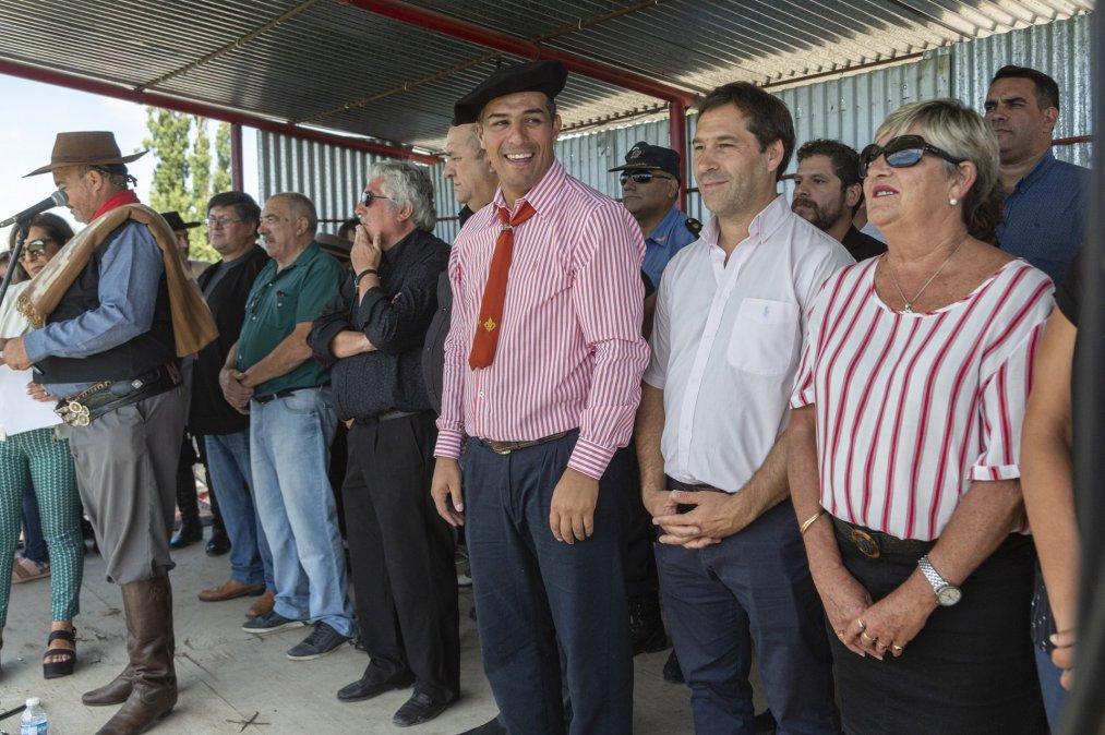 Con Sarmiento somos la cuenca productora más importante de Chubut