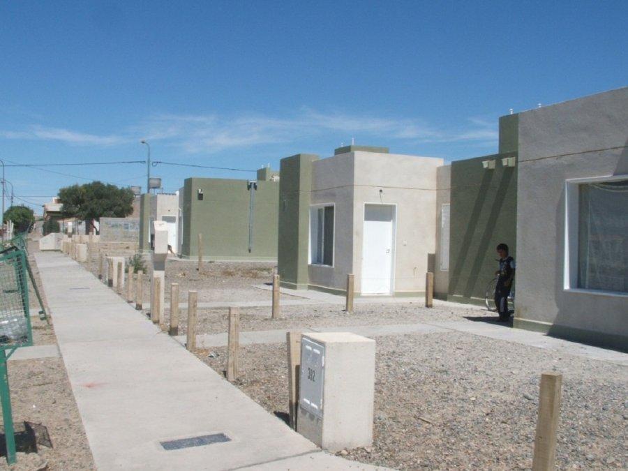 Se proyecta la construcción de 370 casas en Comodoro
