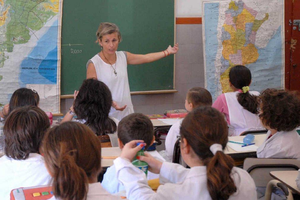Calendario escolar: ¿Cuándo empezarían las clases en Chubut?