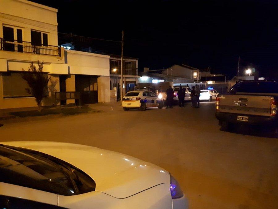 Sarmiento: Mató a su mujer y en la comisaría dijo se me fue la mano