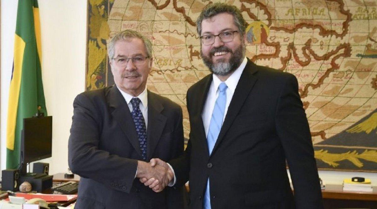 Felipe Solá pidió apoyo en la negociación con el FMI
