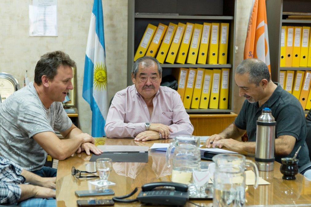 La SCPL y Huracán firmaron un convenio de cooperación mutua