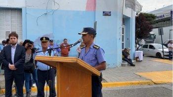 Gómez presidió la asunción del Jefe de la Unidad Regional