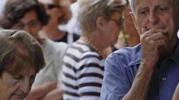 Pago de jubilaciones: Prorrogan vigencia de certificación de vida