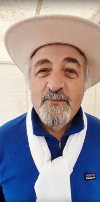 Macharashvili destacó el trabajo de las murgas en el Carnaval