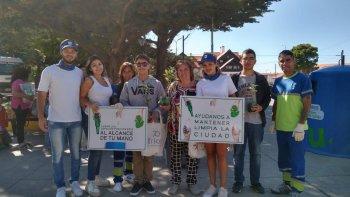 Urbana impulsó la Campaña Se-parar entregando plantines
