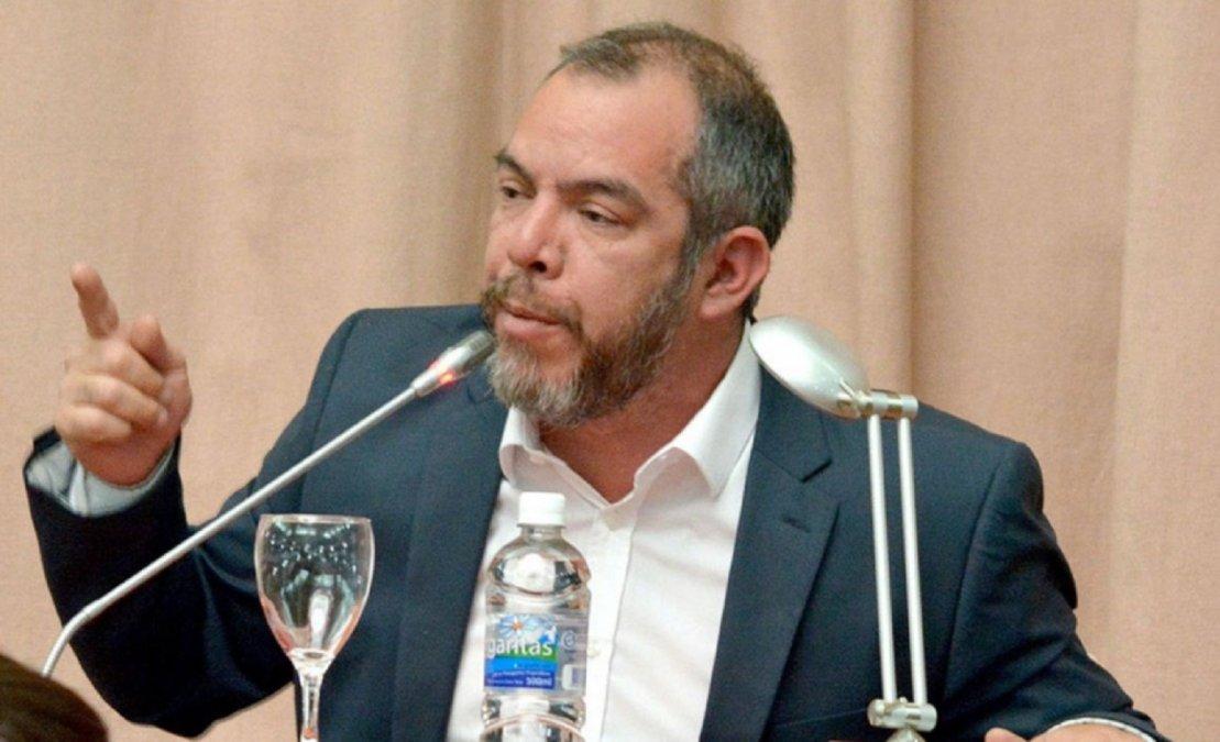 Ministro José María Grazzini.