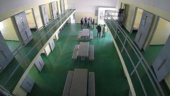 Habilitaron un nuevo pabellón en el Instituto Penitenciario Provincial